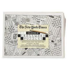 new york times crossword puzzles 568 1 Crossword Puzzles, Word Nerd, New York Times, Gift Guide, News, Gifts, Museum, Gift Ideas, Collection