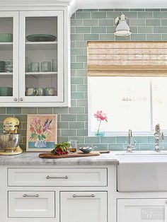 Top Kitchen Backsplash Design Ideas 65