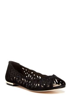 Vince Camuto Signature Catlyn Cutout Flat