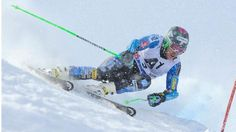 Ted Ligety shreds his way through a blizzard en route to one of the largest margins of victory in history, winning the Audi FIS Alpine World Cup opener in Soelden by 2.75 seconds. (Getty Images/Agence Zoom-Alain Grosclaude)