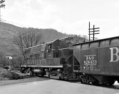Flickr Baltimore And Ohio Railroad, Csx Transportation, System Map, Railroad History, Railroad Photography, Rolling Stock, Train Layouts, Steam Locomotive, Train Travel