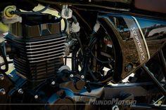 Prueba Hanway Scrambler 125   Opiniones y Comentarios   Ponemos a prueba por ciudad y pistas la nueva moto de 125 de Hanway Fotos y Video Prueba