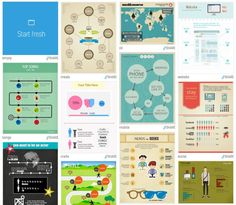 The best infographic tools from around the web Infographic Tools, Infographic Maker, Content Marketing Tools, Social Media Marketing Business, Text Craft, Graphic Design Tips, Web Design, How To Create Infographics, Computer Lab