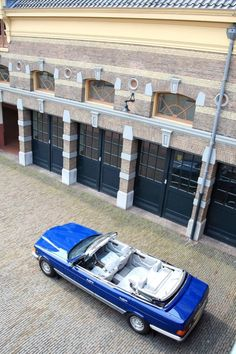 Dutch Royal Family Restores 1985 Mercedes 380 SEL Caruna