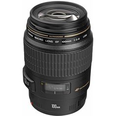 Canon EF 100mm f/2.8 Macro USM Lens - Product Shots, B-Roll &interviews etc.