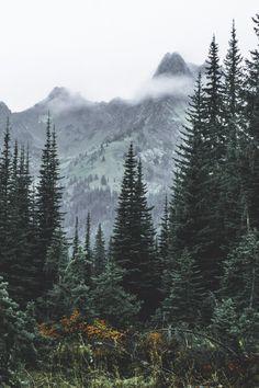 Banshy | North Cascades // Andrew Golesch