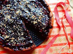 Makowy biszkopt z kaszy jaglanej/  Poppy seed sponge cake with millet # gluten free # paleo