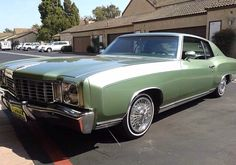 Chevy Muscle Cars, Low Low, Older Models, Low Rider, Dream Garage, Station Wagon, Car Car, Monte Carlo, Old Cars