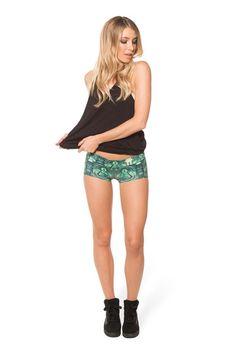 Dollar Short Shorts (24HR) › Black Milk Clothing