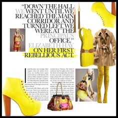"""""""The Jeffery Campbell Shoes"""" by bele-co on Polyvore"""