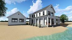 29414 Canton | Modern Farmhouse Cabin House Plan by Advanced House Plans