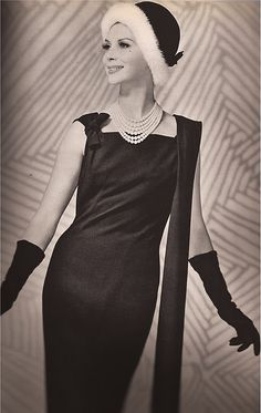 Femme Chic Fur  1962  Maurice Roger