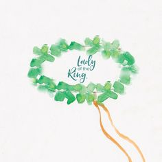 Day 69 - Lady Of The Ring.