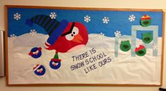 December Bulletin Board