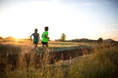 RUNAWAYS: Eugene, OR: Pre's Trail - Parker Stinson and Megan Patrignelli