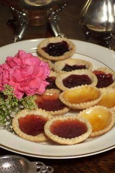English Jam Tarts Recipe