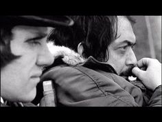 Malcom McDowell & Stanley Kubrick