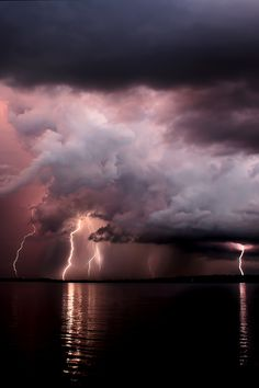 Revised - Lightning over Tampa | (byJames Cundiff)