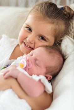 Big sister love.