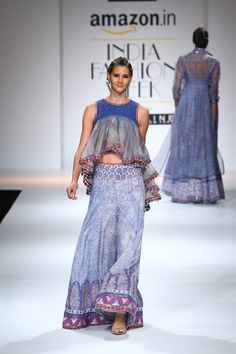Poonam Dubey at Amazon India Fashion Week Spring/Summer 2016 | Vogue India | Section :- Fashion | Subsection :- Fashion Shows | Author : - Vogue.in | Embeds : - slideshow-thumbnail | Covers : - no-cover | Publish Date:- 10-10-2015 | Type:- Article