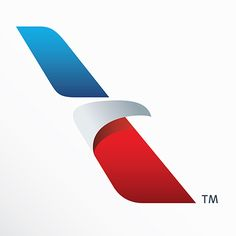 American Airlines re-branding by Designer Futurebrand Typography Logo, Logo Branding, Typography Design, Design Logos, Graphic Design, American Airlines, Airline Logo, Great Logos, Creative Logo