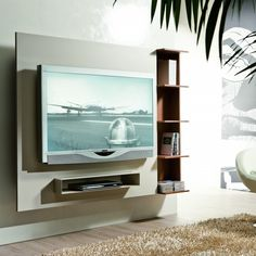 Pacini E Cellini Ghost Tv Wall Mount Unit