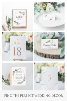 We have all the items you need for the perfect wedding stationery and decor. #wedding #weddinginvitations #weddingdecor #weddingstationery