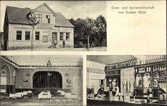 Ansichtskarte / Postkarte Klosterfelde Wandlitz in Barnim, Gast- und Speisewirtschaft, Inh. Gustav Stein