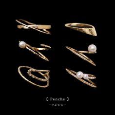 Penche パンシェ|結婚指輪・ジュエリー SIENA - Fashion
