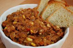 Recipe: No-Guilt Bean Dip