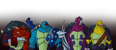 Dark Turtles