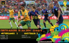 Scores from the FIFA WORLD CUP 2014