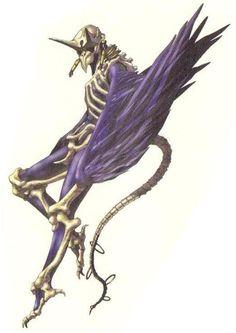 Shin Megami Tensei Demons  http://images3.wikia.nocookie.net/__cb20110927203504/megamitensei/images/b/b3/Gurr.JPG