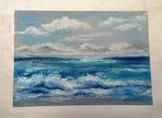 Waves/pastel