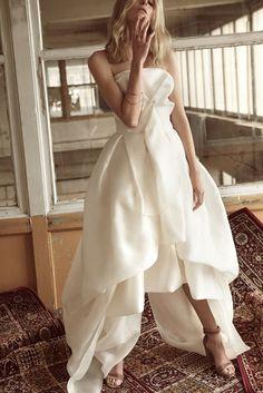 Zdjęcie numer 12 w galerii - Nowa kolekcja sukien ślubnych Bizuu jest piękna! I bardzo w trendach 2017 [ZDJĘCIA]
