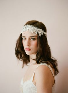 Lace and rhinestone crown with swags - Style # 234  check out hip hop beats @ http://kidDyno.com