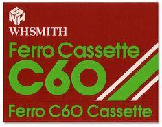 WH Smith Ferro Cassette Inlay