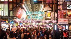 Vous vous demandez que visiter à Tokyo gratuitement ? Retrouvez dans cet un article un itinéraire complet d'une semaine à travers la capitale nippone !