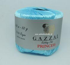 Princess 3010 bledo modrá Yarns, Nasa, Princess, Princesses
