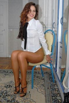 Authoritative Sexy legs in tan nylons consider, that