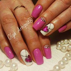Красивые #ногти #дизайн #nail