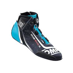 OMP ONE EVO Formula R Racing Shoes blue (42 (8 UK) (85 US))