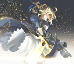 Fate Zero - Saber