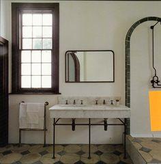 Living Place, Brick Loft, Cubicle, Physics, Mirror, Storage, Inspiration, Furniture, Home Decor