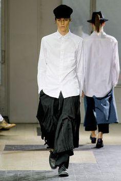 ヨウジヤマモト(Yohji Yamamoto) 2012年春夏コレクション - Gallery3