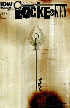 Locke and Key (2012 6th Series) Omega 4RI