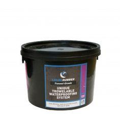 Liquid Rubber Trowel Grade 2.5 Litre