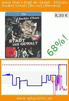Jackie Chan's Stadt der Gewalt - Shinjuku Incident (Uncut) [Blu-ray] [Alemania] (Blu-ray). Baja 68%! Precio actual 8,30 €, el precio anterior fue de 25,99 €. http://www.adquisitio.es/ksm-gmbh/stadt-der-gewalt-uncut