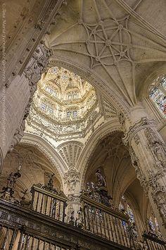 Cimborrio de la Catedral de Burgos by Sáez Fernández Fotografía on 500px