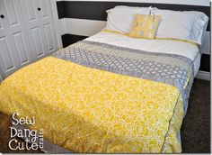 Sewing Pattern Full Size Duvet Cover Are You Planning To Redecorate Your Bedroom But Don T Know How Make A